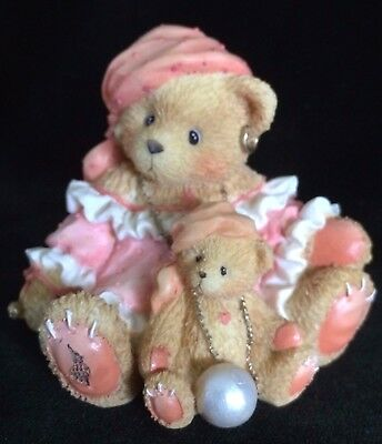 Cherished Teddies Carrie #141321 - The Future Beareth All Things