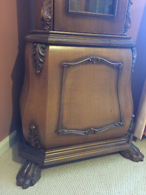 French  Grandfather Clock Standing Floor in the box