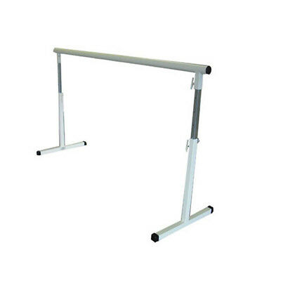 White Portable Ballet Barre  2m long