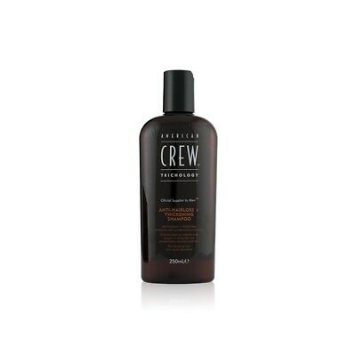 American Crew – Shampoo Anti-Hairloss & Thickening Anticaduta per Uomo da 250 ml