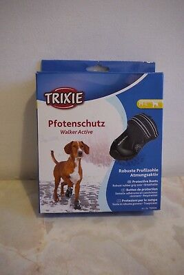Trixie Walker Active Protective Dog Boots Size - M - L