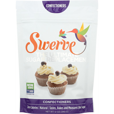 Swerve The Ultimate Sugar Replacement - Confect 12 oz (340 grams) Pwdr