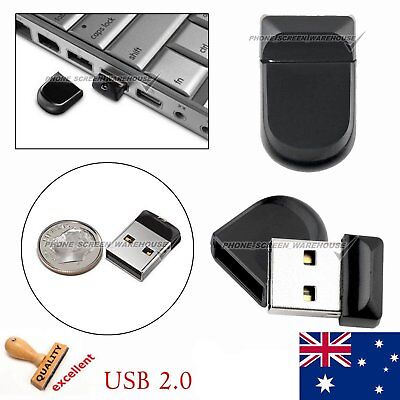 128/256/512/1TB USB 2.0 Mini Flash Drive Memory Stick Thumb Pen Backup Ultra Fit