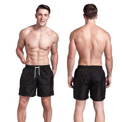 Yuerlian 7035 Men Patchwork Shorts Breathable Running Shorts Loose Trousers GT