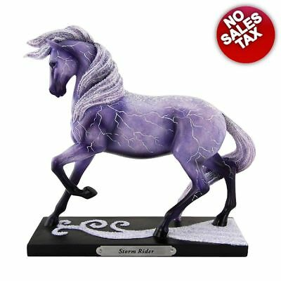 Trail of Painted Ponies Storm Rider Pony Horse Figurine 4026392 FREE SHIP