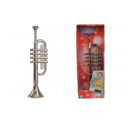 Music World Kids Trumpet is great for budding big band members