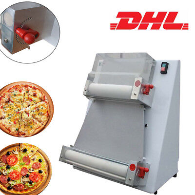 Auto Commercial Pizza Bread Dough Roller Sheeter Machine Pizza Making Machine