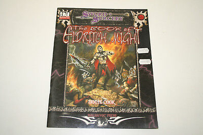 ROLLENSPIEL D20 D&D: SWORD & SORCERY: THE BOOK OF ELDRITCH MIGHT, Handbuch, Ro1