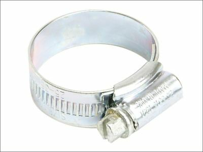Jubilee® - 1X Zinc Protected Hose Clip 30 - 40mm (1.1/8 - 1.5/8in)