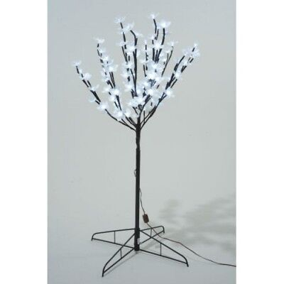 Cool White LED Lights Christmas Xmas Cherry Blossom Tree Indoor Outdoor Decor