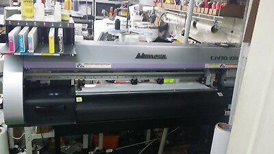 Mimaki CJV30-100 Printer/Cutter, excellent condition, with software. Pick up