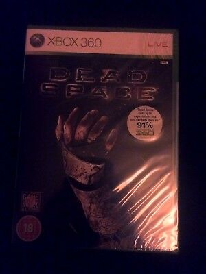 Xbox 360 Dead Space (2008), Brand New & Factory Sealed