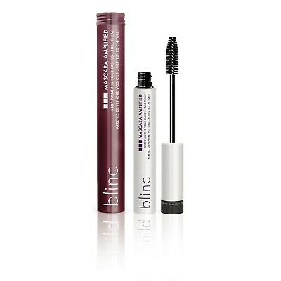 Blinc Mascara Amplified - Black / Noir - Full Size - Approved Stockist