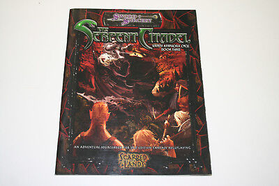 ROLLENSPIEL D20 D&D: SWORD & SORCERY: THE SERPENT CITADEL, Scarred Lands Top Ro1