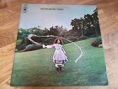 Trees LP On the shore UK Orange CBS 1st press FULLY PLAYGRADED OOOOOO