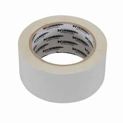 White Electrical Insulating Tape - 50mm Wide -  33m Roll