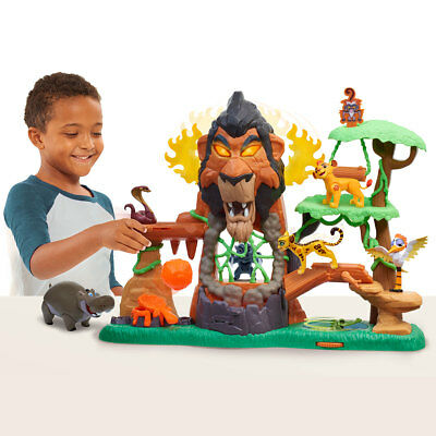 Disney® Junior's The Rise of Scar Lion Guard Play Set (3+ Years)