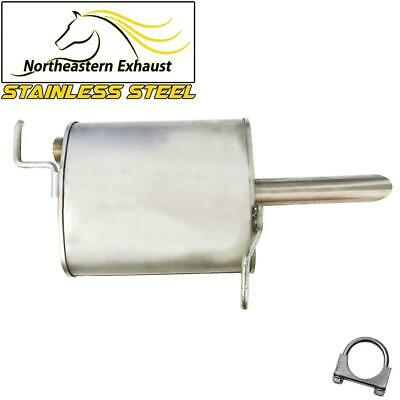 2004-2008 Chevy Malibu 2.2L 3.5L Stainless Steel Exhaust Muffler TailPipe fits