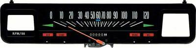 1969-74 Chevrolet Nova Speedometer With Console Gauges