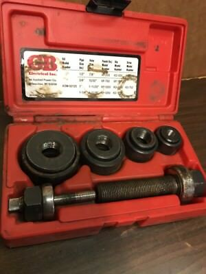 GB KOM-50125 Mechanical K.O. Knockout Set - Free Shipping