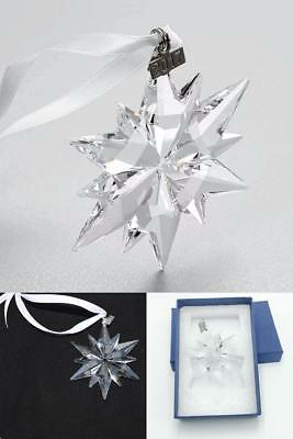 2017 ANNUAL EDITION CHRISTMAS ORNAMENT STAR SNOWFLAKE 3 in x 3 inch