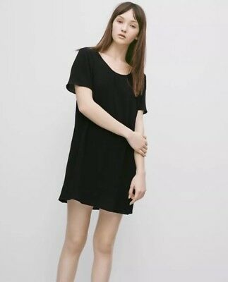 a8dcf623c2c6 NEW ARITZIA WILFRED Free T Shirt Dress Size Medium. Fully lined ...