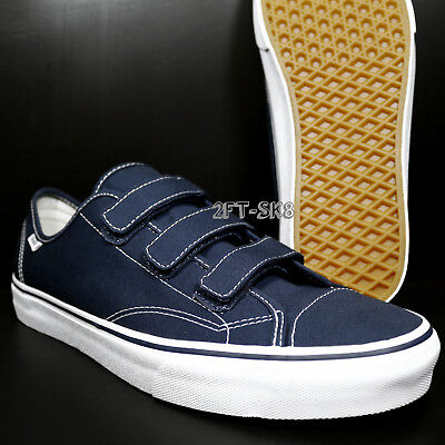 5db3d3163b VANS STYLE 23 V Canvas Dress Blues Men s Skate Shoes    Era S7B15.97 ...