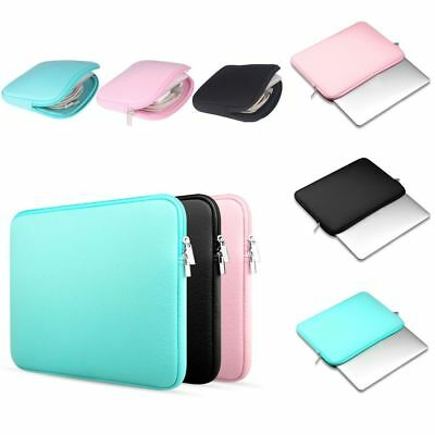 Laptop Case Sleeve Notebook Cover Protective Bag For 11''13''15.6'' Macbook Pro
