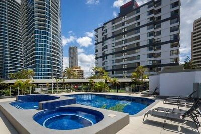 Holiday Accommodation Christmas Week Surfers Paradise Beach Side Ocean View