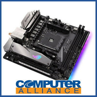 ASUS AM4 Mini-ITX ROG STRIX X370-I GAMING DDR4 Motherboard