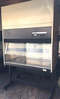 Labconco 36209 w/Stand A2 4ft, New HEPA's, Biological Safety, BioSafety Cabinet