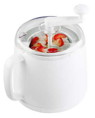 Cuisipro Donvier Ice Cream Maker - White