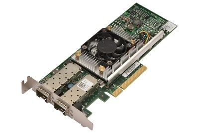 New Dell Broadcom 57810S Dual-Port 10GbE SFP+ Converged Network Adapter Y40PH