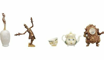 Disney Beauty and the Beast Castle Friends Collection New