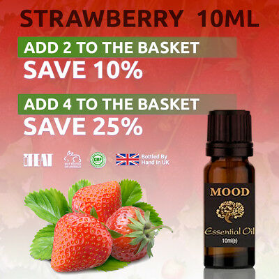 10ml Essential Oil Strawberry Fragrance Essential Oils