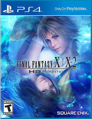 Final Fantasy X/X-2 HD Remaster for Sony PS4
