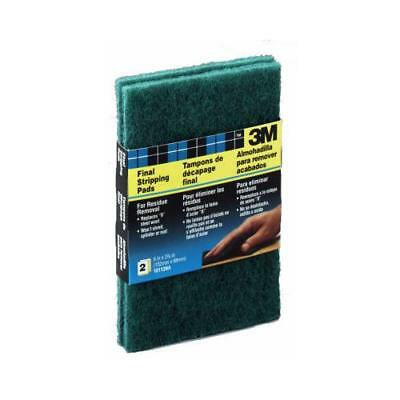 3M 10113 2-Pack Final Stripping Pads - Quantity 1