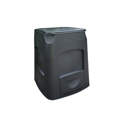 200L COMPOST BIN Garden Waste Recycler Composter UV Protected Durable Plastics