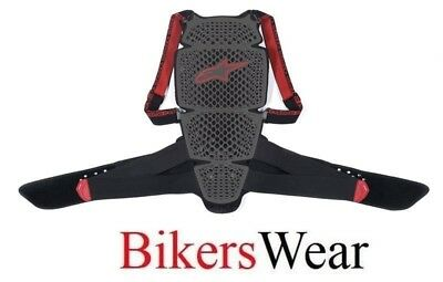 Alpinestars NUCLEON KR-CELL back protector for Track use