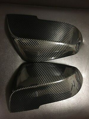 Bmw 1 Series F20/F21 2 Series F22 Carbon Fibre Mirror Covers OEM-Fit