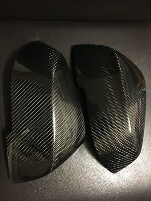 Bmw 3 Series F30/F31/F34/F35 4 Series F32/F33 Carbon Fibre Mirror Covers OEM-Fit