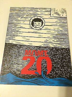 MOME Vol 20: Fall 2010 FANTAGRAPHICS BOOKS GRAPHIC NOVEL