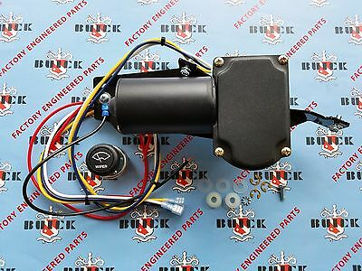 1951 1952 1953 Buick Special Electric Wiper Motor Kit | 12V | Hardware Included