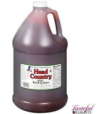 Head Country BBQ Sauce 3.8L