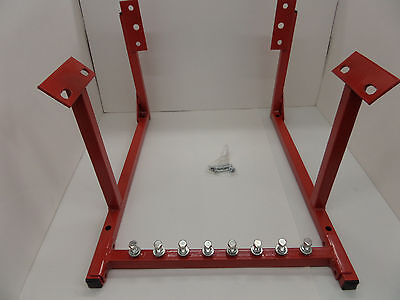 New Engine Cradle Stand BB Chevrolet SB Chevy Chrysler V8 1000lb