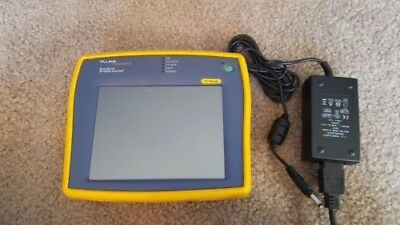 Working Fluke Etherscope Network Assistant with LAN and RFC2544 / ITO options