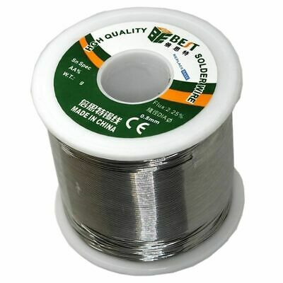 BEST Professional Solder / Tin Wire - DIA 0.8mm 800g Sn 45% 2.25 Flux