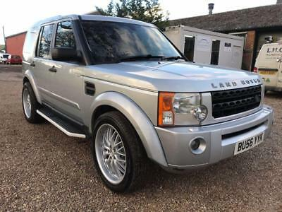 2006 56 Land Rover Discovery 2.7 3 Tdv6 S 5D 188 Bhp Diesel