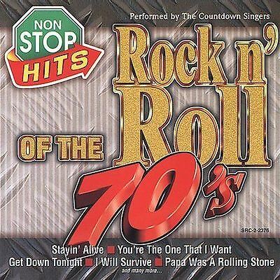 Various Artists : Non Stop Hits: Rock of 70s CD