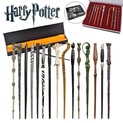 Harry Potter Magic Wands Hermione Voldemort Dumbledore Cosplay Sirius  Boxed